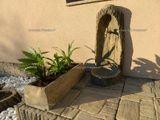 Záhradná studnička 38x85 cm