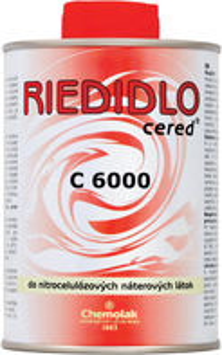 C 6000 nitroriedidlo