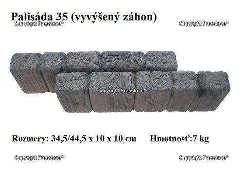 Palisáda 35 (vyvýšený záhon)