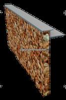 C13 schod.čelo lišta (iná) exclusive + mix+piesok 14mm