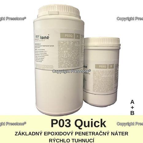 P03 Quick základný penetračný náter