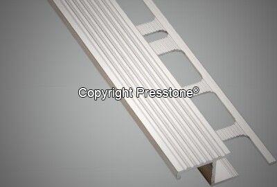 Schodiskový profil hranatý 10 mm