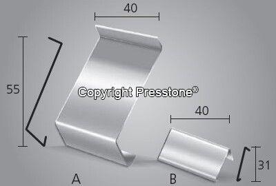 Spojka Drip Plus 20 mm